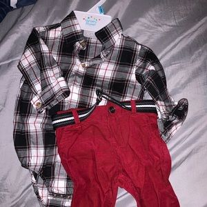 Boys 6-9 months outfit